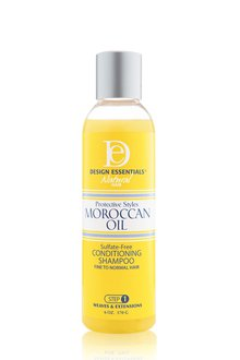 Moroccan Oil Sulfate-Free Conditioning Shampoo (6OZ)