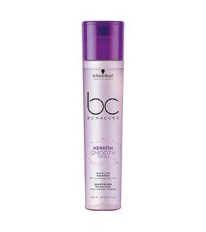 Bonacure Smooth Shine Shampoo (250ml)