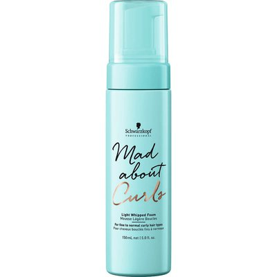 Schwarzkopf Mad About Curls Light Whipped Foam (150ml)