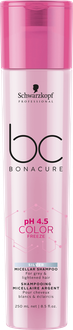 Bonacure Color Freeze True Silver Shampoo (250ml)