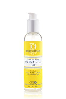 Moroccan Oil Finishing Thermal Serum