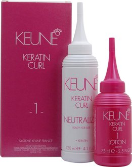 Keratin Curl 1 Lotion (Pack)