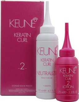 Keratin Curl 2 Lotion (Pack)