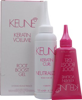 Keratin Volume Root Boost Gel (Pack)