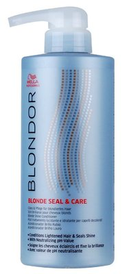 Wella Professionals Blondor Blonde Seal & Care (500ml)