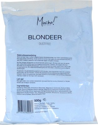 Mucho For Hair Blondeer Refill (500g)