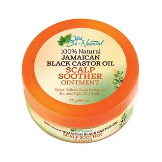 Botanical Jamaican Black Castor Oil Scalp Soother Ointment (57g)
