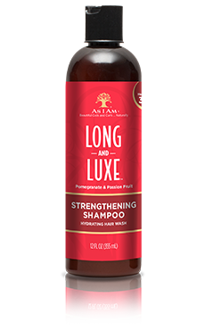 As I Am Long and Luxe  Strengthening Shampoo (355ml)