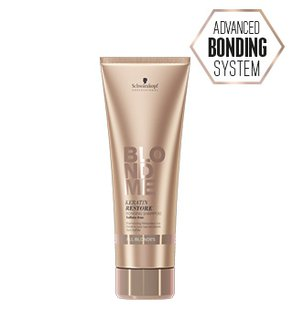 All Blondes Keratin Restore Bonding Shampoo