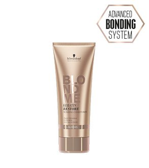 Warm Blondes Keratin Restore Bonding Conditioner (200ml)
