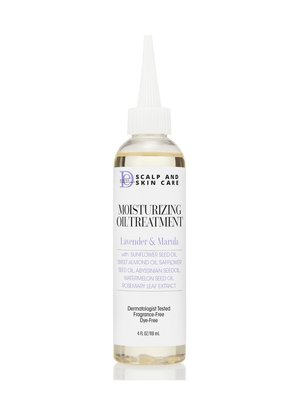 Design Essentials Moisturizing Oil Treatment (118ml)