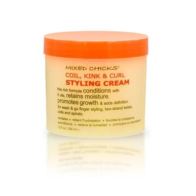 Mixed Chicks Coil, Kinks & Curl Styling Cream (354ml)