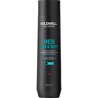 Dualsenses For Men Hair & Body Shampoo (300ml)